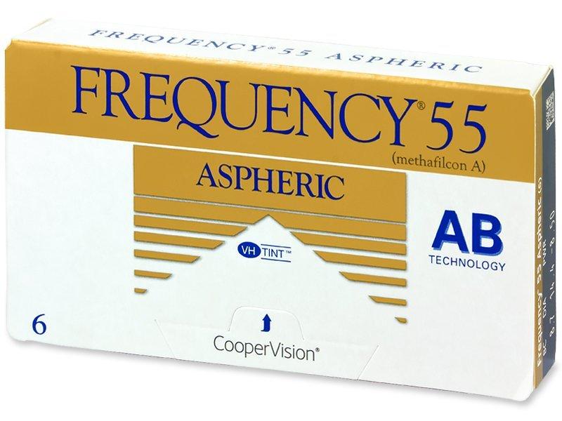 Frequency 55 Aspheric (6lenti) - Lenti a contatto mensili