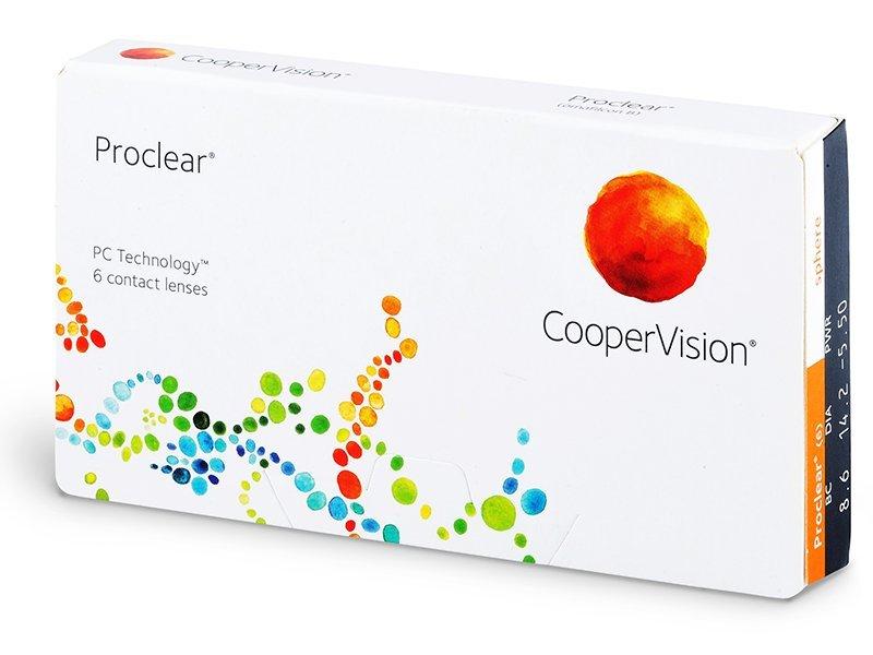 Proclear Compatibles Sphere (6 lenti)  - Lenti a contatto mensili