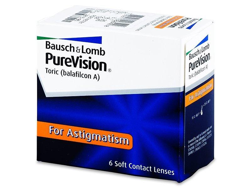 PureVision Toric (6lenti) - Lenti a contatto toriche