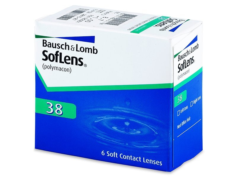 SofLens 38 (6lenti) - Lenti a contatto mensili