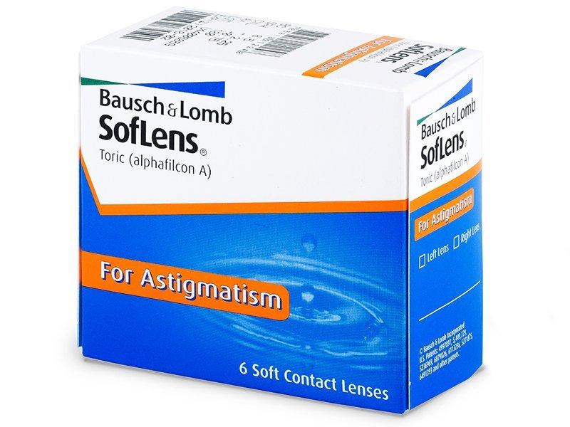 SofLens Toric (6lenti) - Lenti a contatto toriche