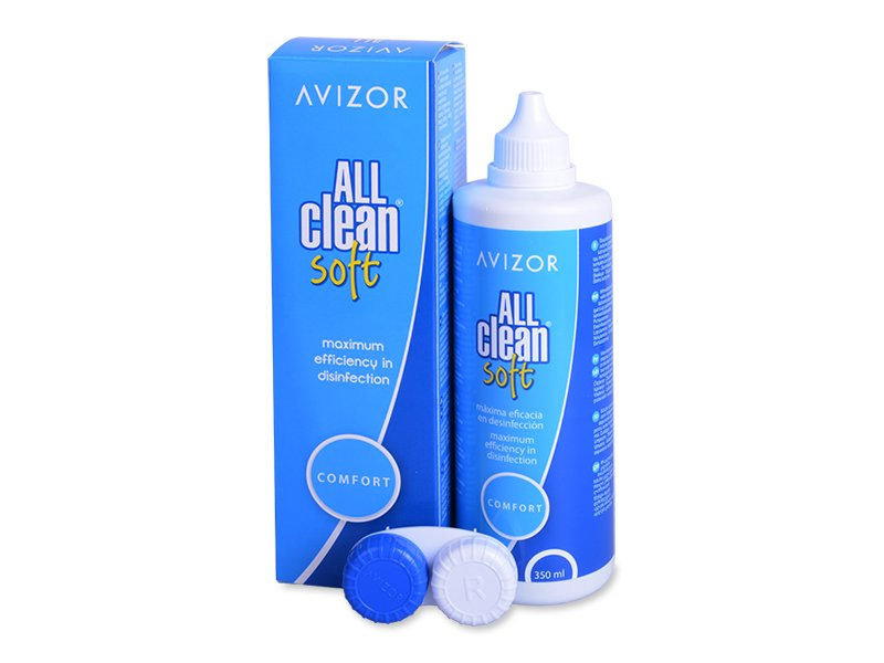 Soluzione Avizor All Clean Soft 350 ml