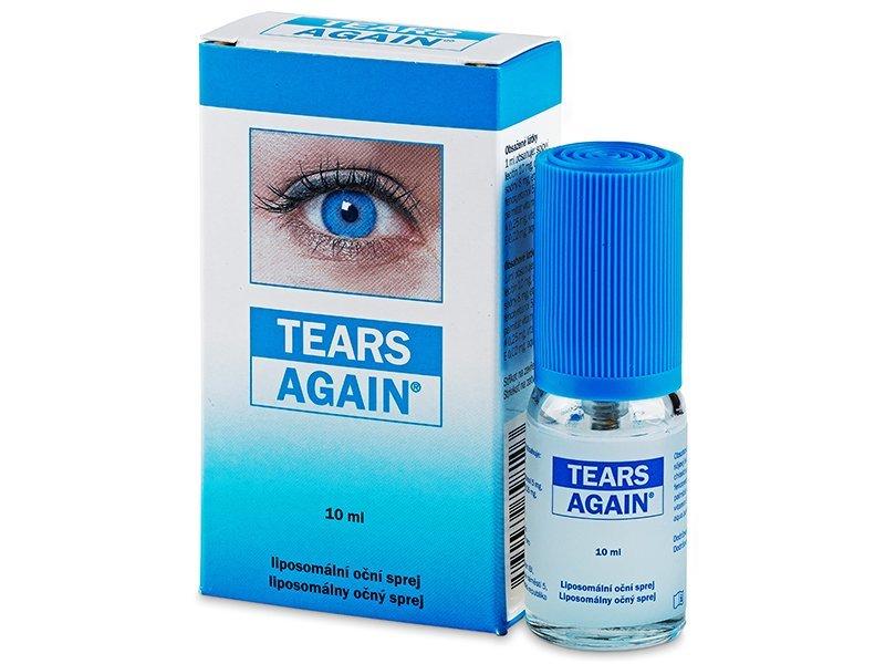 Gocce oculari Tears Again 10ml  - Eye spray