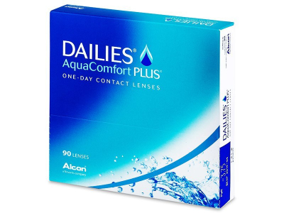 Dailies AquaComfort Plus (90 lenti)