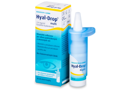 Gocce oculari Hyal-Drop Multi 10 ml