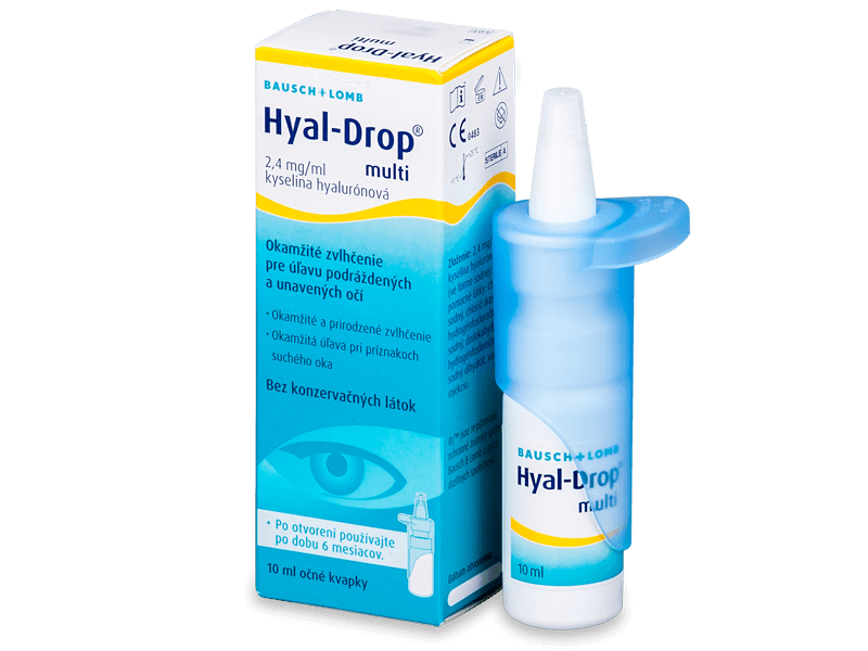 Gocce oculari Hyal-Drop Multi 10ml  - Collirio