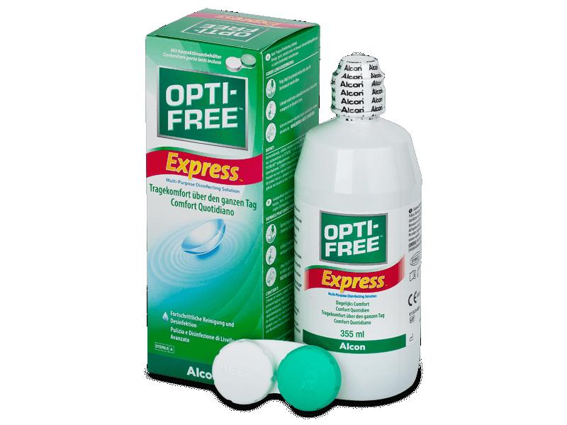 Soluzione OPTI-FREE Express 355ml  - Soluzione unica