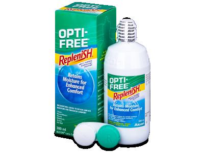 Soluzione OPTI-FREE RepleniSH 300ml  - Precedente e nuovo design