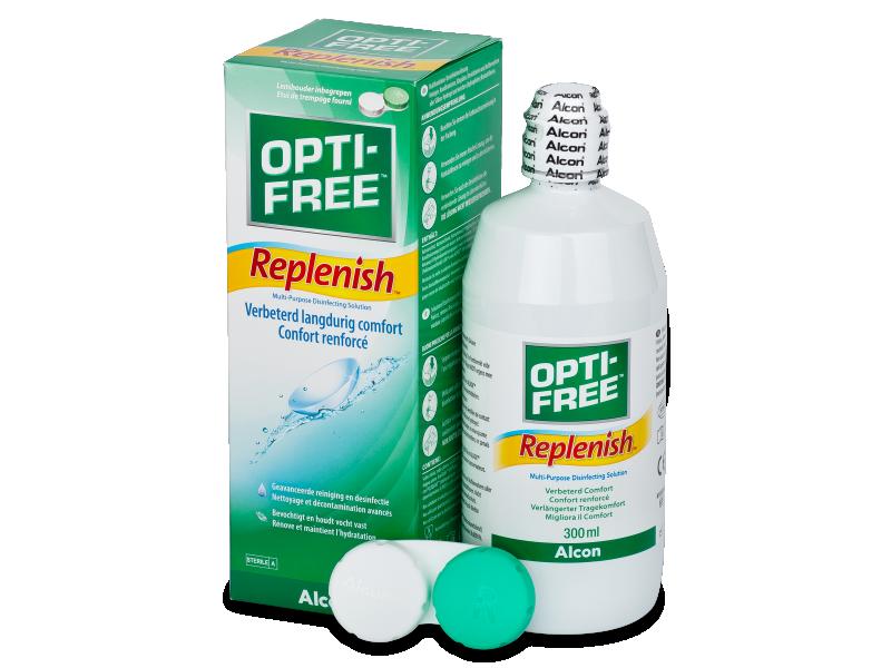 Soluzione OPTI-FREE RepleniSH 300ml  - Soluzione unica