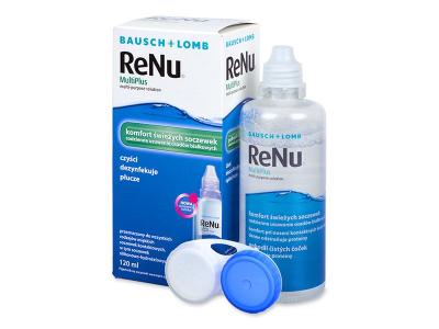 Soluzione ReNu MultiPlus 120 ml  - Precedente e nuovo design