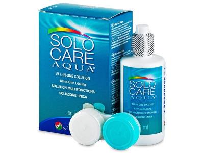 Soluzione SoloCare Aqua 90ml  - Precedente e nuovo design
