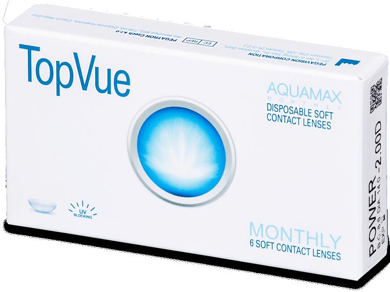 TopVue Monthly (6lenti) - Lenti a contatto mensili