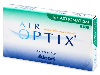 Air Optix for Astigmatism (6lenti) - Precedente e nuovo design